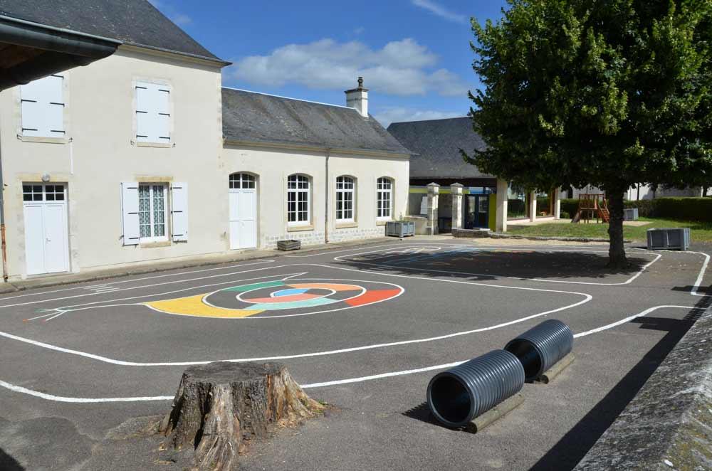 Ecole Saint-Eloy-de-Gy