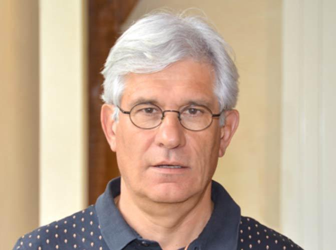 Gilles Benoit Maire de Saint-Eloy-de-Gy