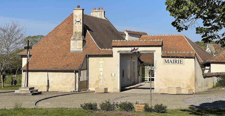Mairie de Saint-Eloy-de-Gy