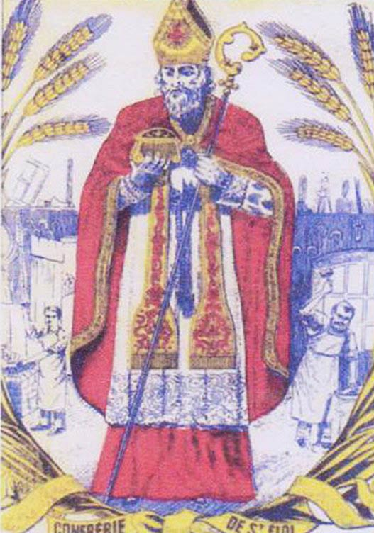 Conférie de Saint-Eloy-de-Gy